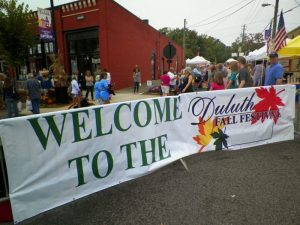 duluth parade